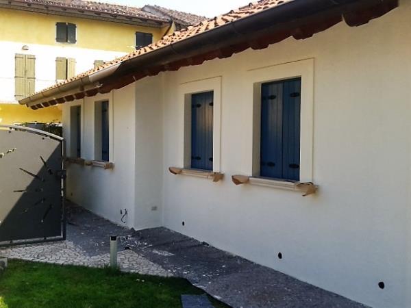 Decorazioni edili | Calce rasata | Velature | Porcia | Pordenone | Udine