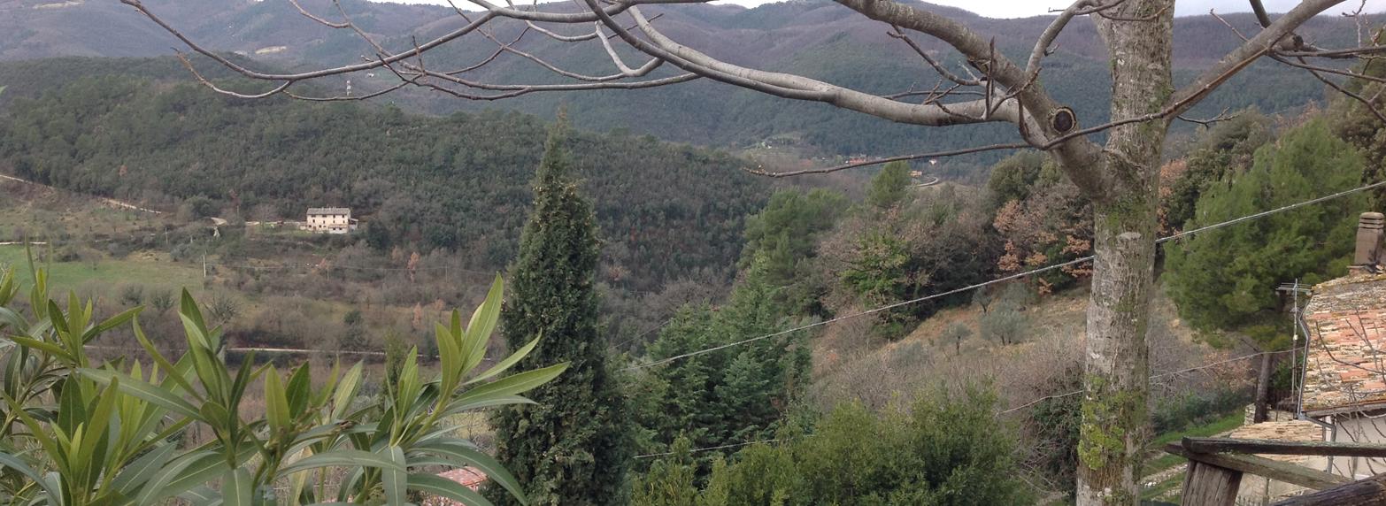 colline umbre