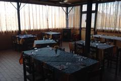 ristorante tavoli esterno