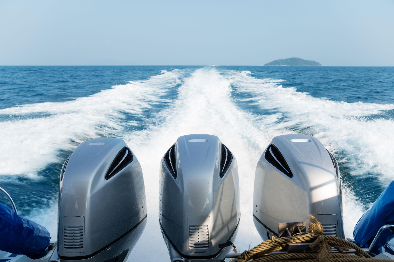 motori marini tecnomare trapani