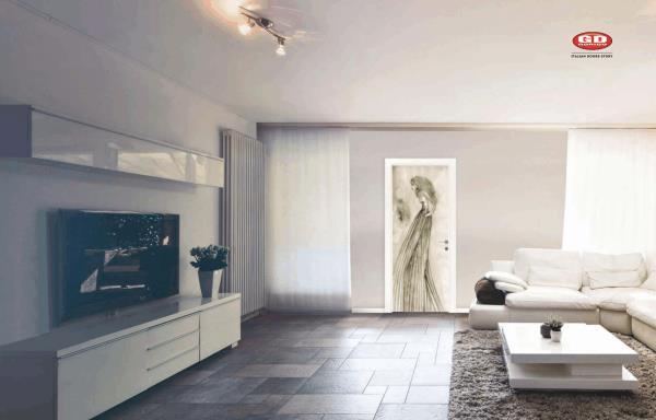 porta in vetro serigrafata collezione art | Sacile (PN) | Portogruaro (VE)