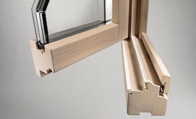 finestre in legno   serramenti in legno   Sacile (PN)   Portogruaro (VE)