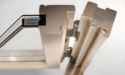 serramenti in legno ante a battente | Sacile (PN) | Portogruaro (VE)