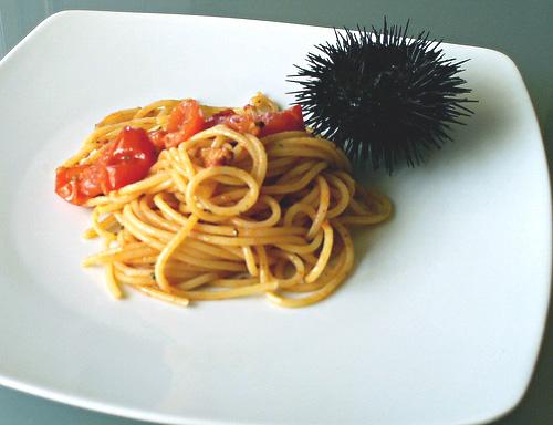 Spaghetti riccio