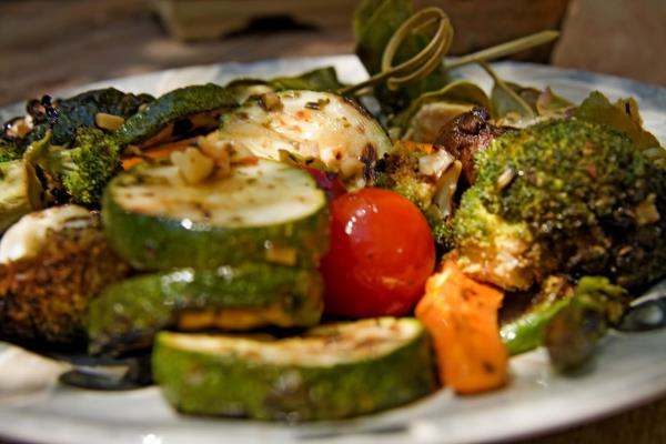 gastronomia vegana oristano