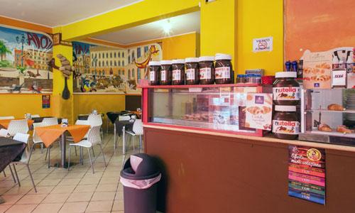 Bar, cornetteria, caffetteria a Sassari