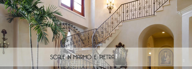 scale in marmo carlo scafa Roma tiburtina