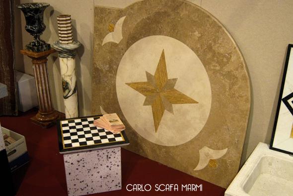 Marmi Scafa Roma Tiburtina