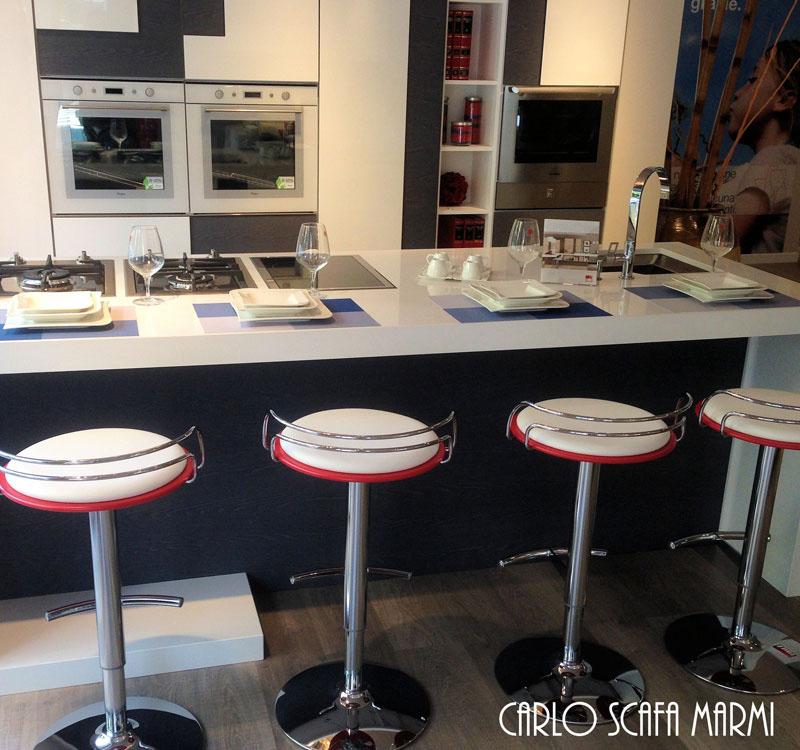 piani cucina marmi scafa Roma Tiburtina