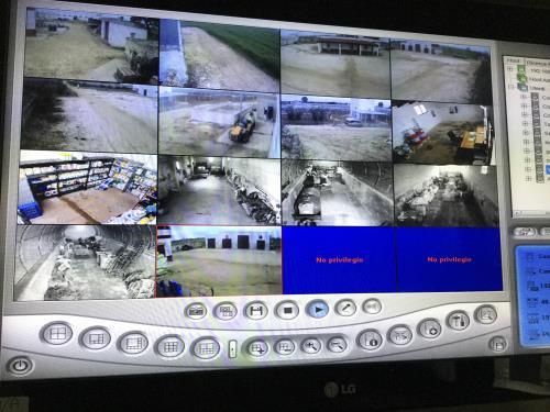 Vigilanza telecamere