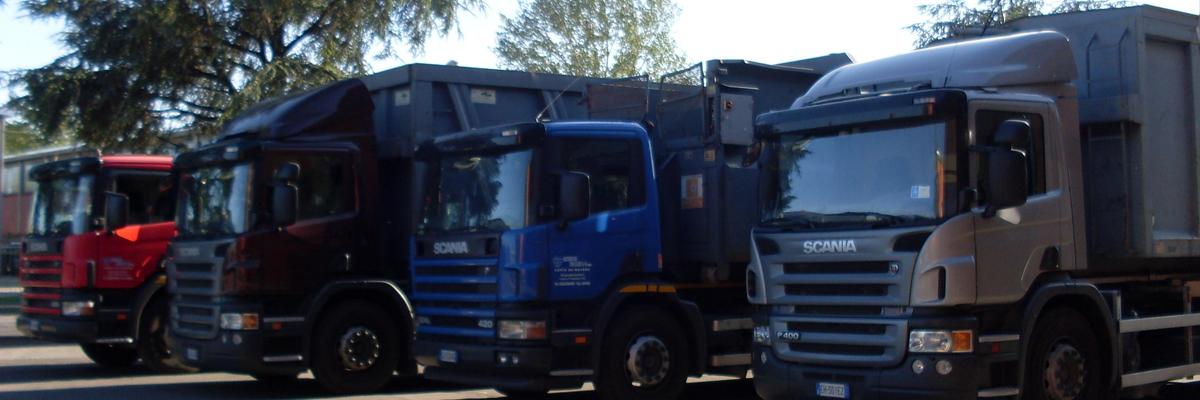 Riciclaggio, stoccaggio e smaltimento rifiuti Piacenza