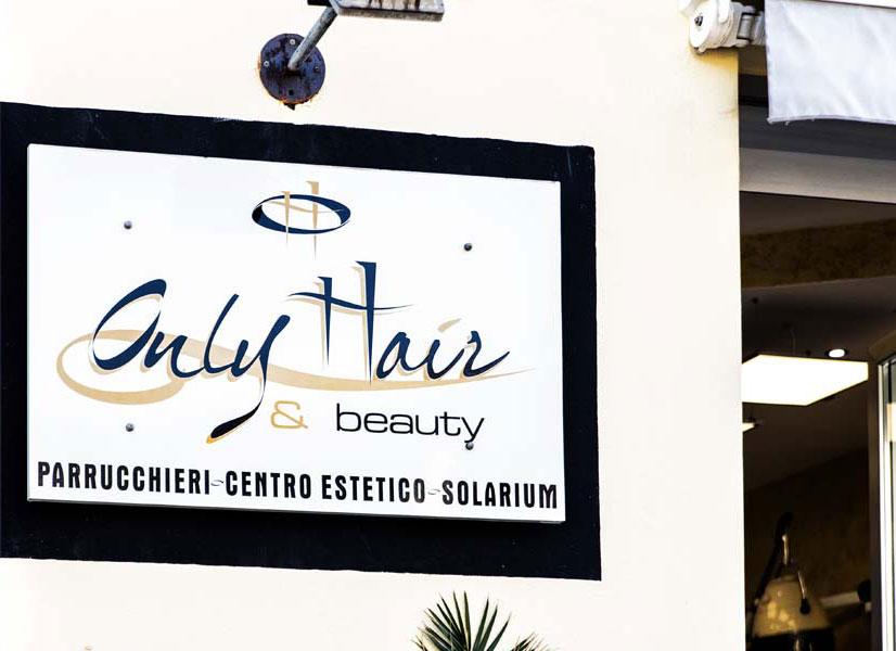 salone di parrucchieri e centro estetico Arzachena
