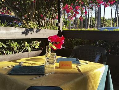 Ristorante tavolo