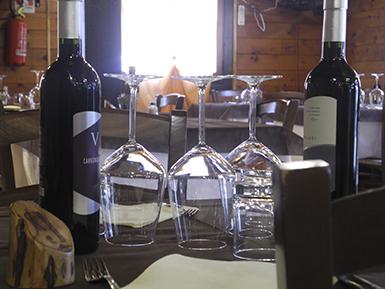 Tavolo bevande