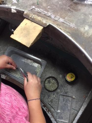 produzione oggetti preziosi in argento