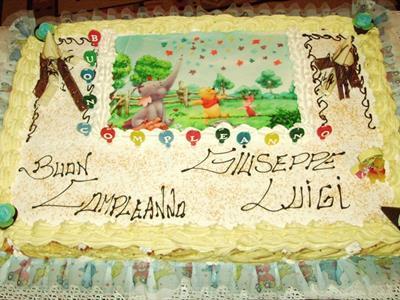 torta bambini