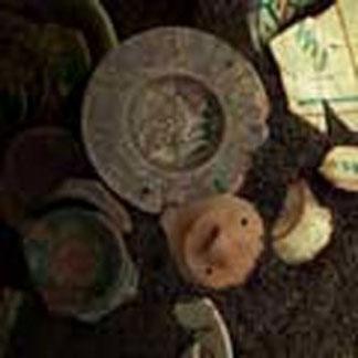 La terra nel tempo. Gli scavi archeologici nel complesso dell'ex ospedali Galli Tassi. 2001-2004