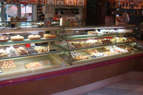 prodotti di alta pasticceria Ancona