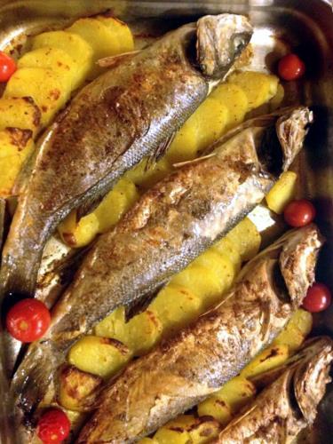 pesce al forno | pesce alla griglia | Aviano | Pordenone