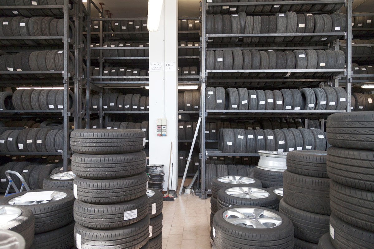 manutenzione pneumatici Perugia