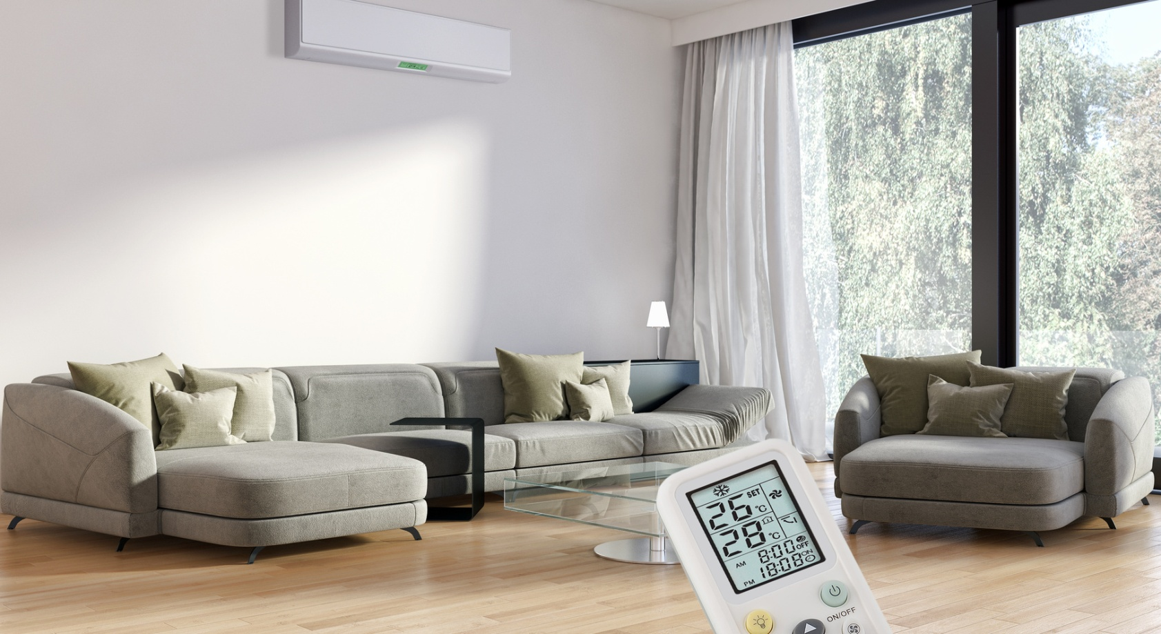 impianti di climatizzazione dell
