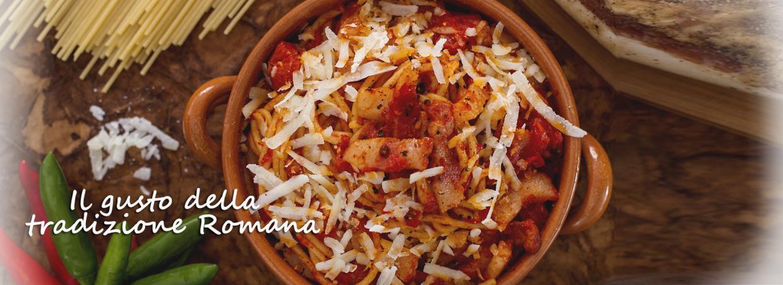 Ristorante Bistrot L'arancione primi piatti romani corso trieste Roma