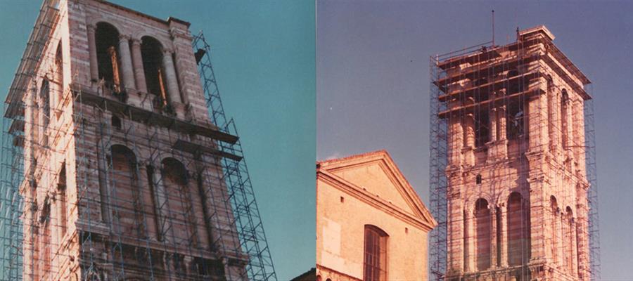 Campanile Duomo Ferrara