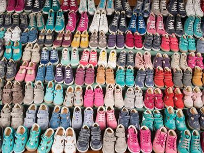 calzature per bambini Monte San Giusto MC