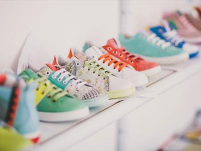 scarpe bambini Monte San Giusto MC