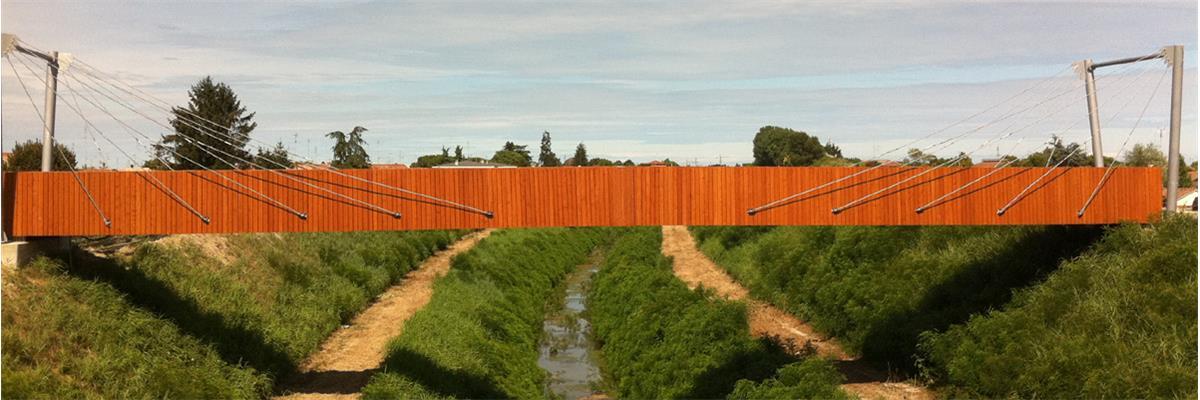 Ponti e passerelle in legno