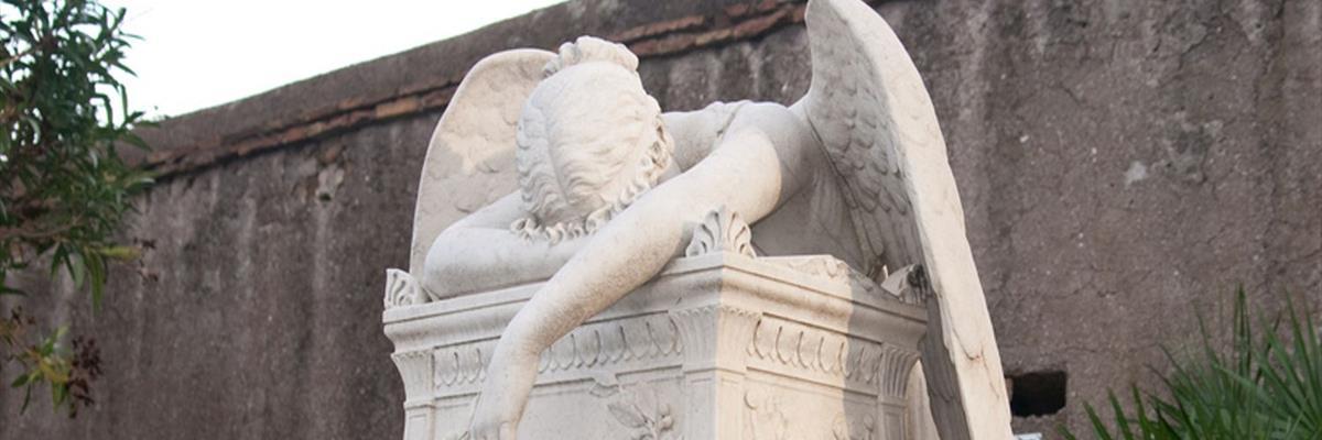 monumenti funerari Bibbiena Arezzo