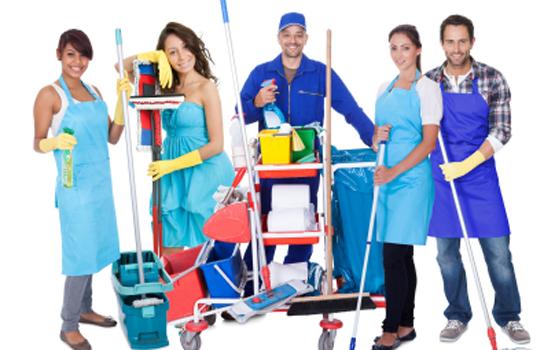 staff pulizie