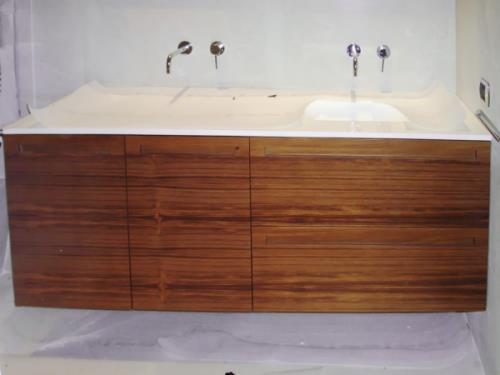 mobili bagno su misura | Nimis | Udine
