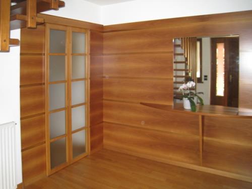 coperture pareti in legno | Serramenti in legno  | Nimis | Udine