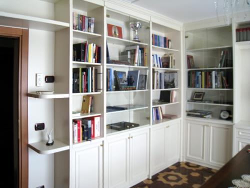 librerie su misura in legno | Nimis | Udine