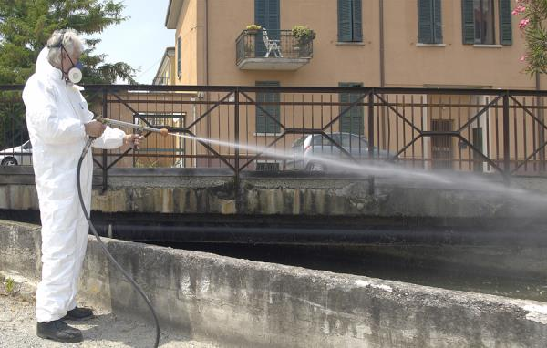 Disinfection services Viterbo