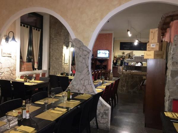 Pizzeria veranda Sassari