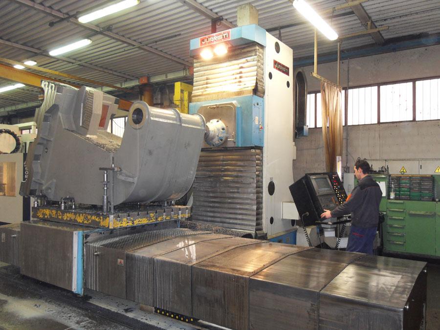 Mechanical machines CNC
