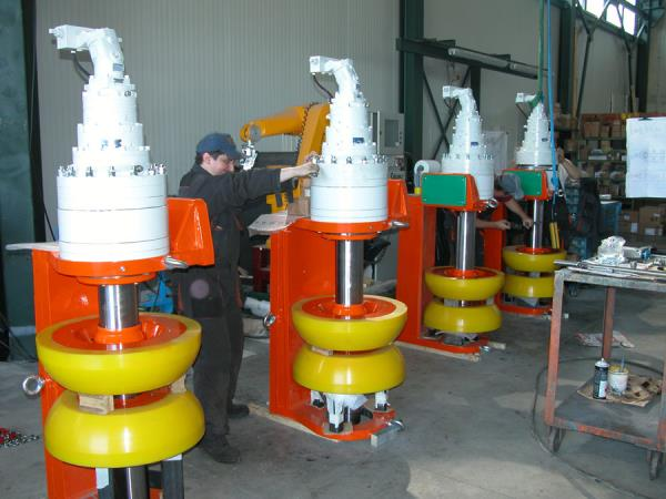 Mechanical Construction - Treviso