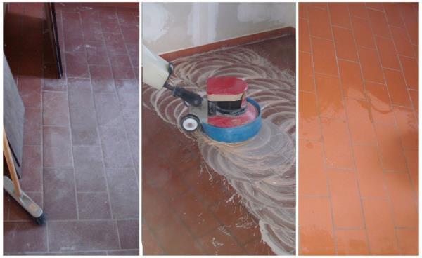 servizi di pulizia per imprese edili