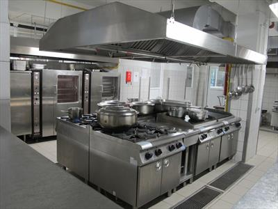 Pulizia cucine ristoranti Macerata