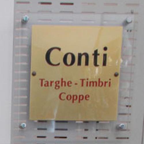 negozio Targhe Timbri Coppe