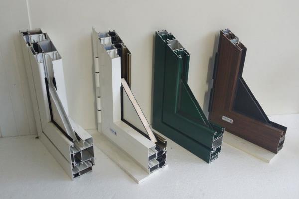 Profili in alluminio a taglio termico Pordenone