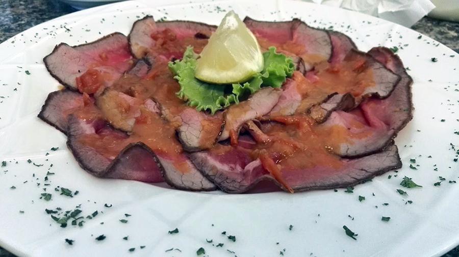 ristorante con menù prezzo fisso Cremona