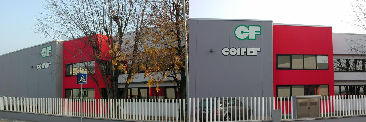 Industrial and civil insulations Coifer Srl Caravaggio Bergamo
