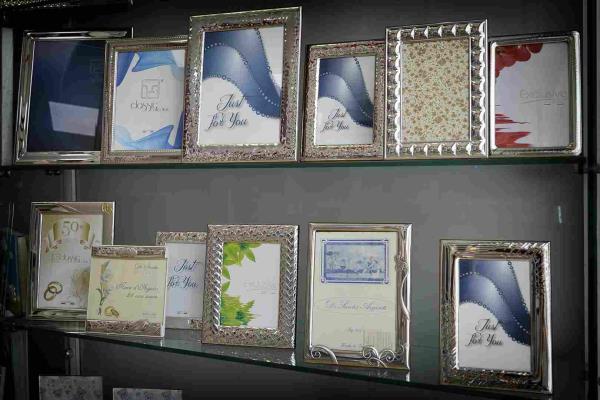 vendita cornici album foto Monfalcone