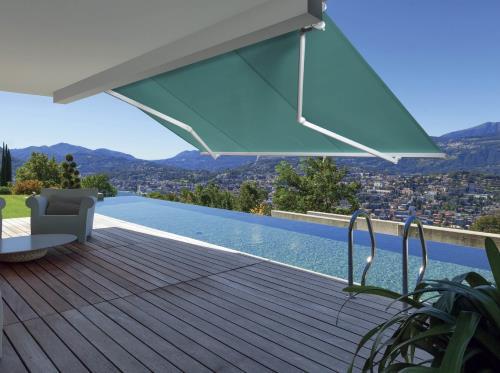tenda piscina