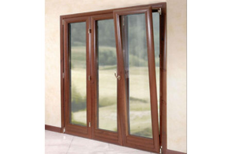 serramenti legno PVC alluminio