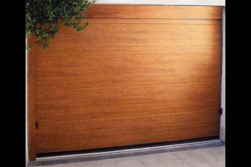 Porta sezionale siml legno