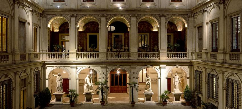 Restauro  esterni palazzi d'epoca roma